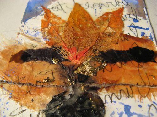 journal page....Elizabeth Bunsen.