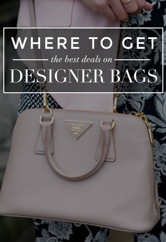 Where To Designer Bags For Less