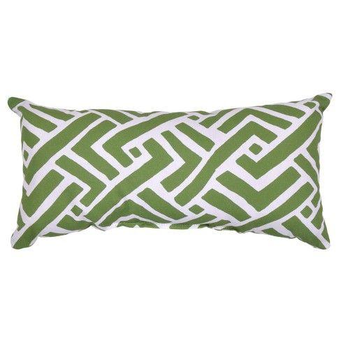 the outdoor throw lumbar pillow from threshold enhances your patio rh pinterest com