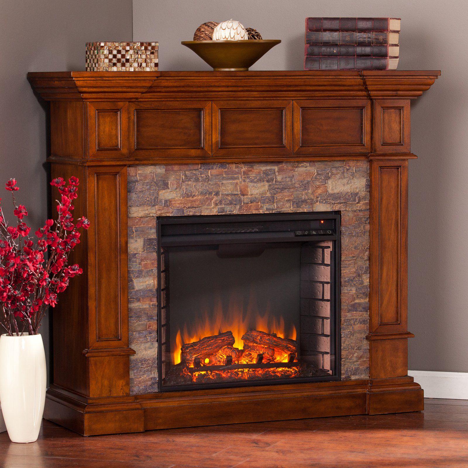 southern enterprises merrimack convertible electric fireplace in rh pinterest com