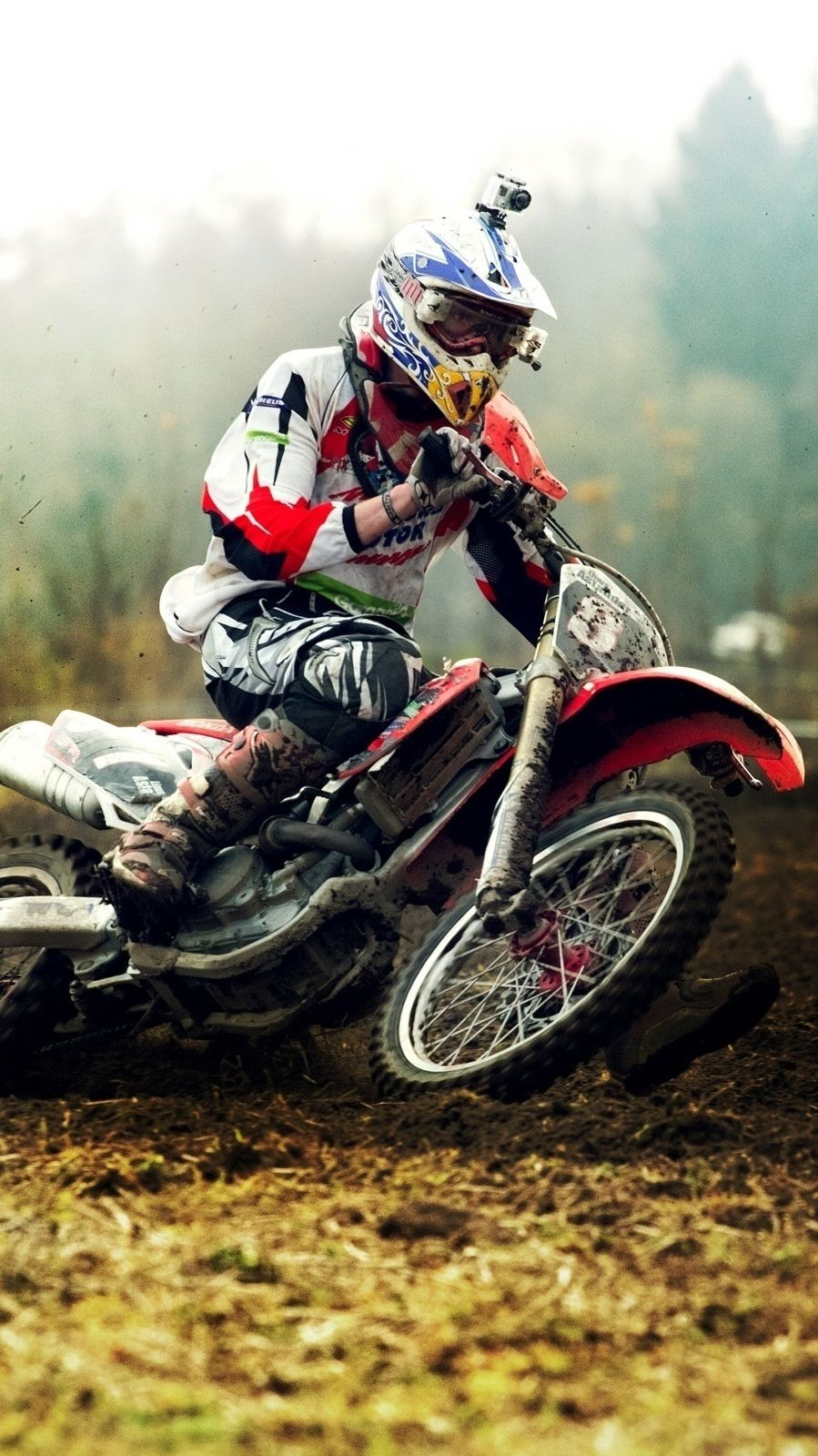 Mud Motocross Iphone Wallpaper In 2020 Hd Anime Wallpapers