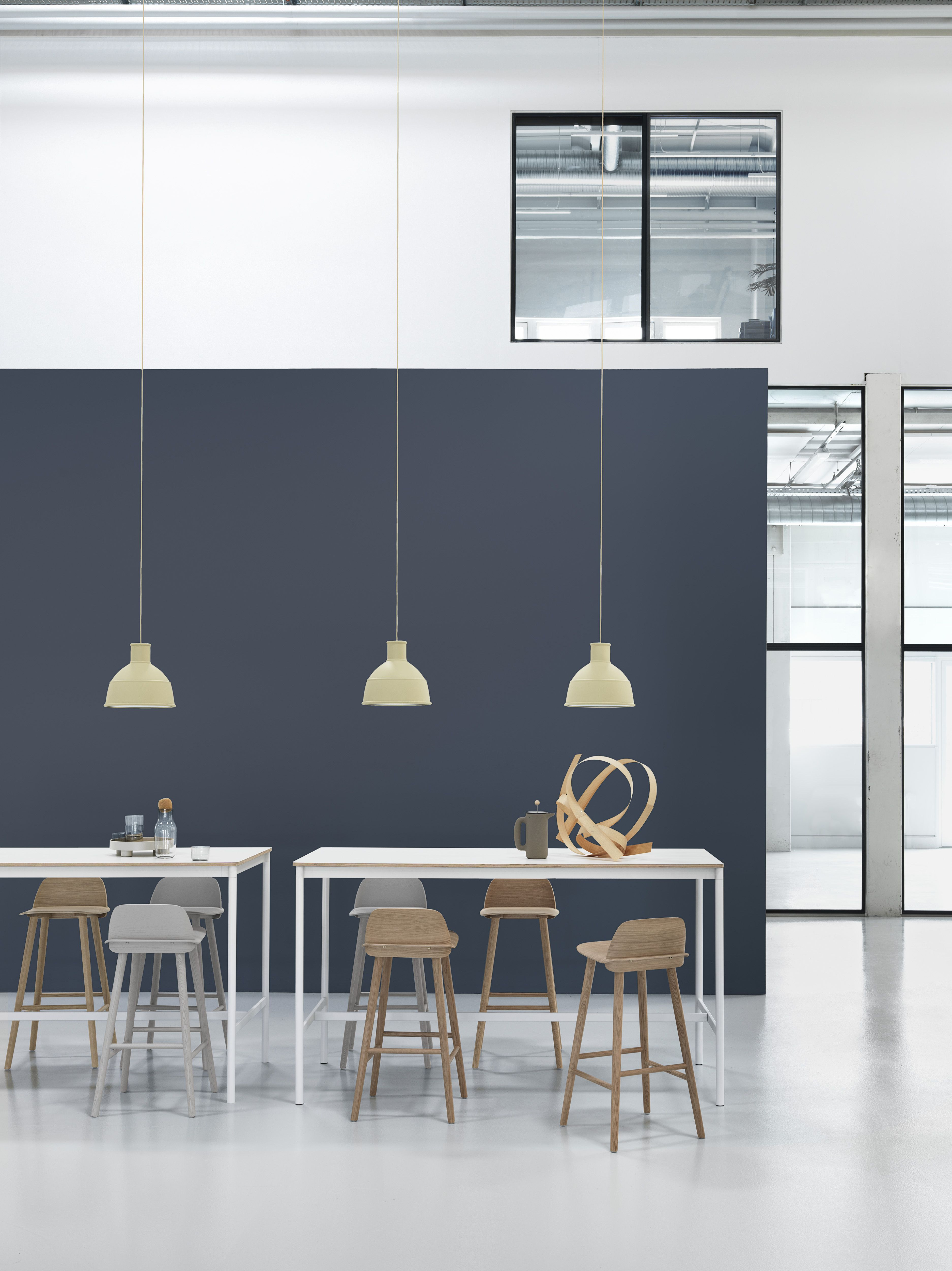The unfold pendant lamp adds a new perspective to scandinavian the unfold pendant lamp adds a new perspective to scandinavian design by bringing a splash of mozeypictures Choice Image