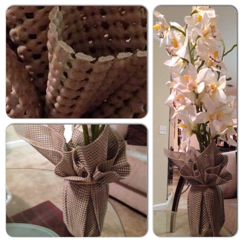 Ragu jar cabinet liner and flowersady for front door appeal