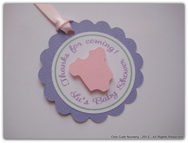 Baby Shower Favor Tags Wording Ideas Baby Shower Party Ideas