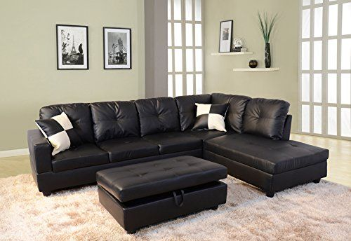 Outstanding Eternity Home Bogani Furniture Sectional 3 Seated Right Uwap Interior Chair Design Uwaporg