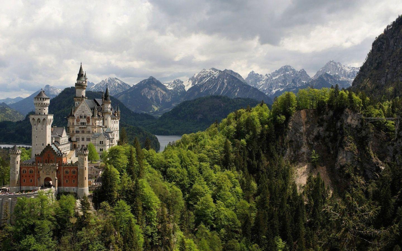 neuschhwanstein castle   Download Bavaria German Neuschwanstein Castle (1440x900)