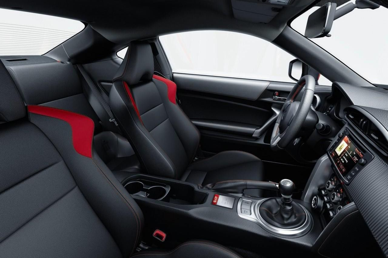 Toyota GT86 interior | Toyota | Pinterest