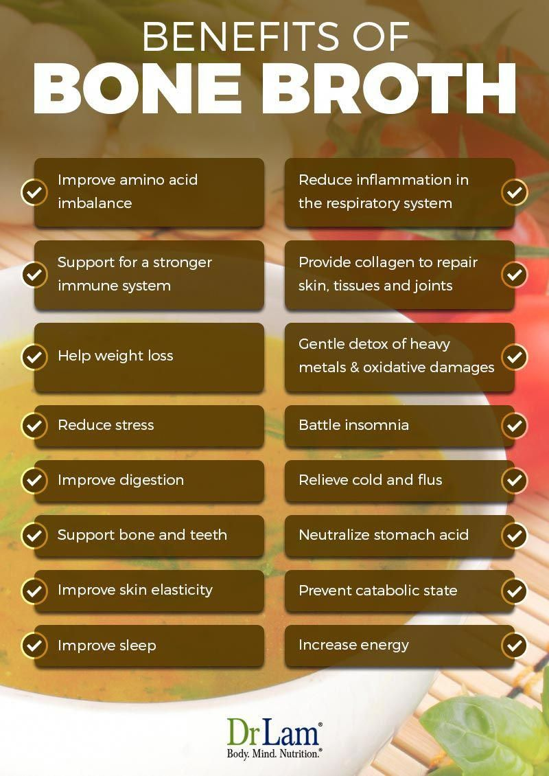 Tomatoes Nutrition Facts And Health Benefits Bone broth