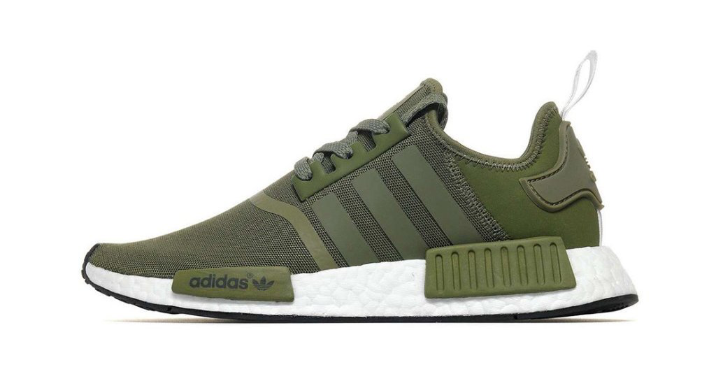 R1 Men Adidas Sneakers Originals Olive Cheap Online Nmd For