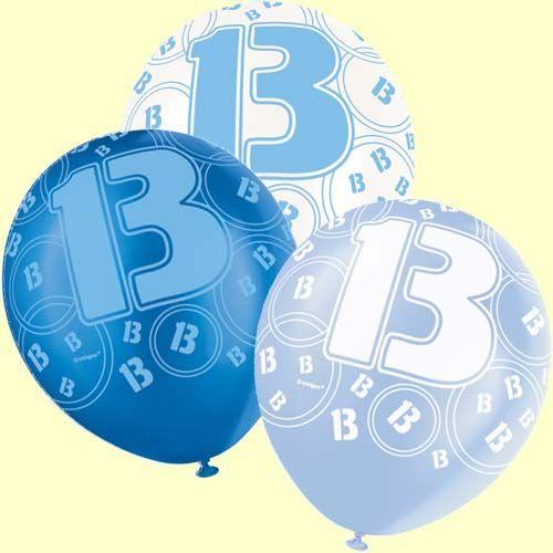 13th Birthday Balloons Gotta Find PINK
