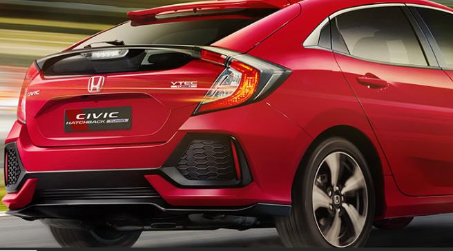 2022 Honda Civic Hatchback Overalls New Concept (Dengan