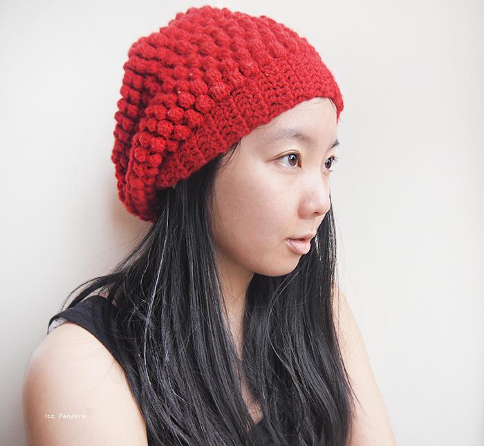 ice pandora: DIY: raspberry beanie | GISHWHES | Pinterest | Mütze ...
