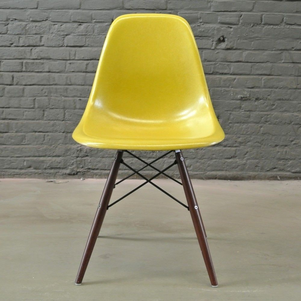 Located using retrostart.com > DSW Dinner Chair by Charles and Ray Eames for Herman Miller