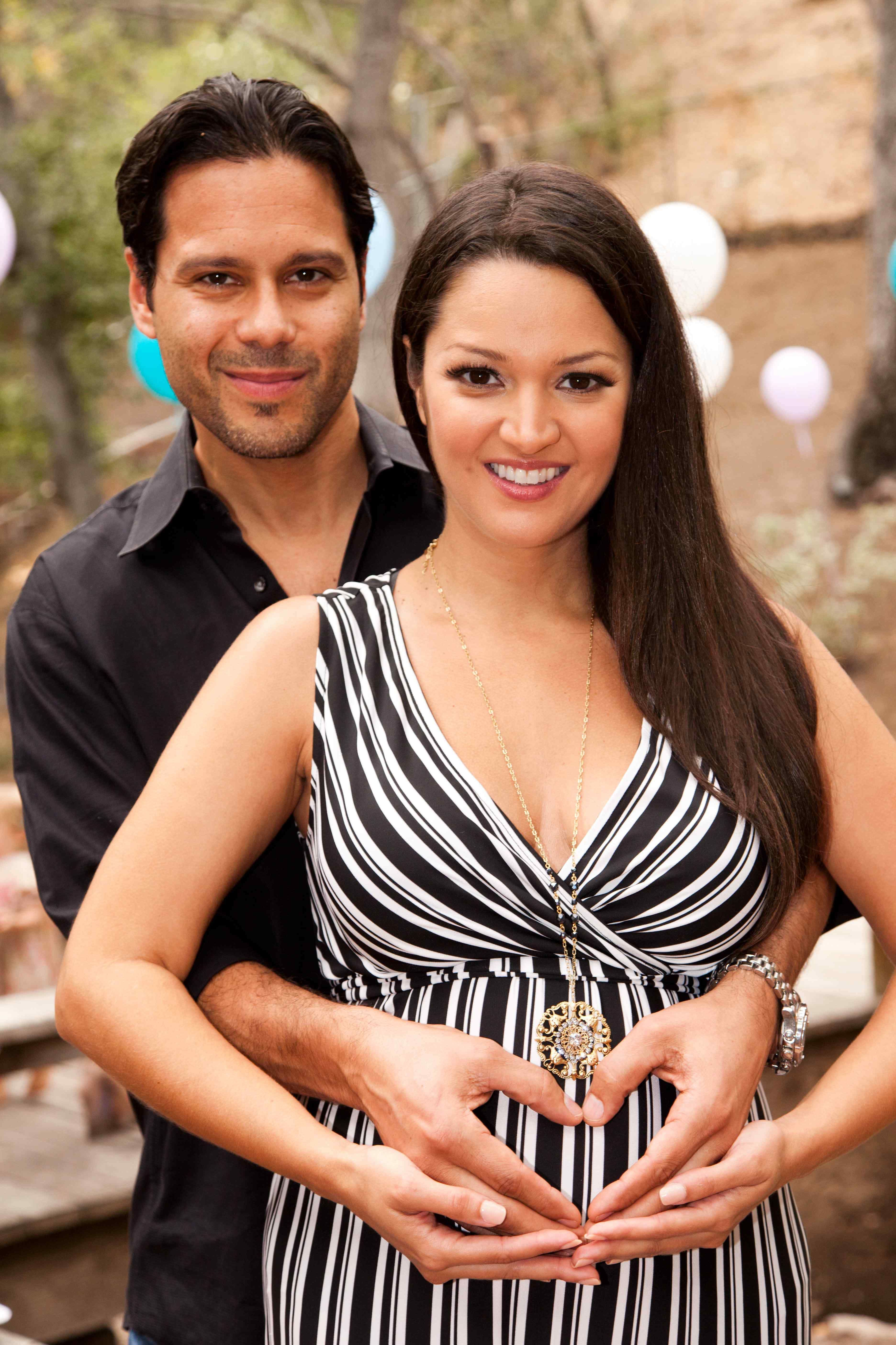 Devious Maids Actress And Expecting Mom Paula Garces Wears Thyme