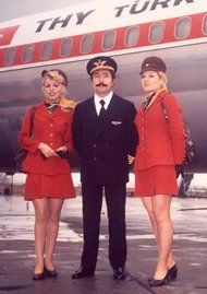 Turks Debate Modest Dress Set For Takeoff Published 2013 Flight Attendant Fashion Flight Attendant Uniform Airline Cabin Crew