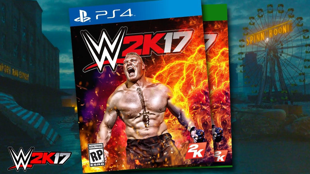 WWE 2k17 Released! #wwe #wwe2k17 #2k17 #gamenews #game #games #2k #wwe2k