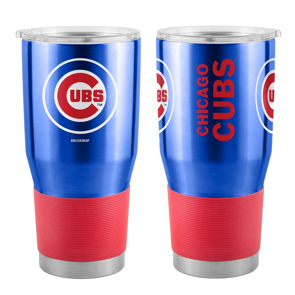 Chicago Cubs 30oz. Ultra Stainless Steel Tumbler