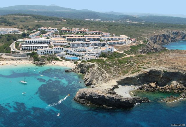 White Sands Beach Club Menorca Baleares Spain