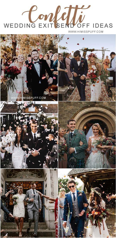 Top 10 Wedding Send Off Ideas You'll Love Wedding send