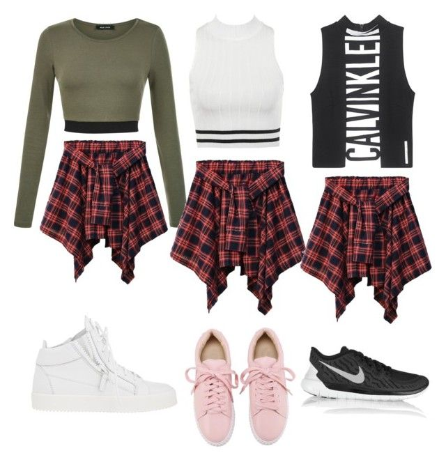 Red Flannel Skirt x 3   Red flannel, Calvin klein jeans and Giuseppe ... e26f0f7b3bb0