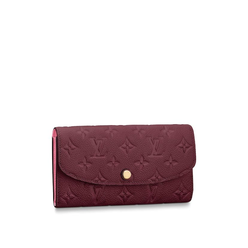 523e2c7ff7 Emilie Wallet Monogram Empreinte Leather - Small Leather Goods ...