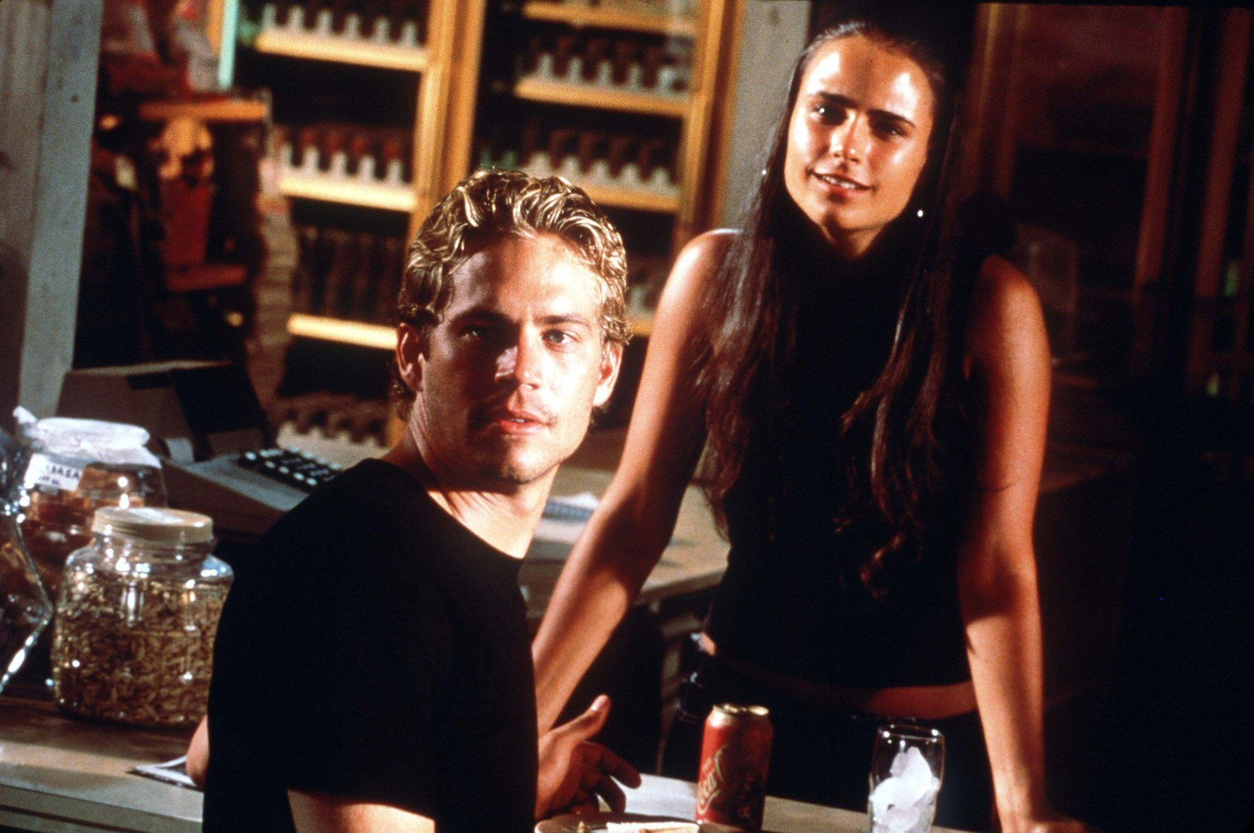Fast And Furious Brian Oconnor Quotes Quotesgram: Brian O'Conner And Mia Toretto In The Beginning