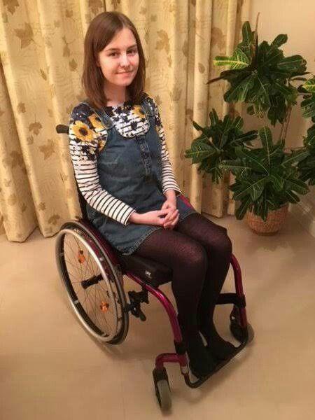 Pin on Wheelchair women