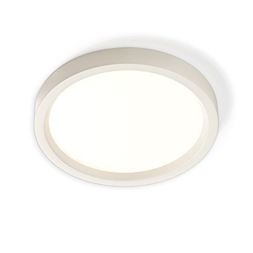 Best Bathroom Light Fixtures Philips Lightolier S7r827k10 7 Round Led Slim Surface Mount 1000 Lumens 2700k See This Great Product