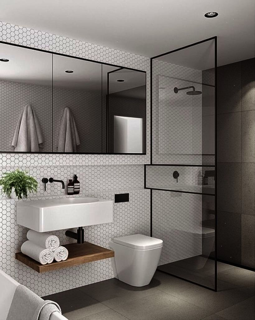 50 elegant modern bathroom design ideas 10 homie tingz rh pinterest com