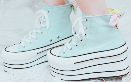 Chaussure mode asiatique