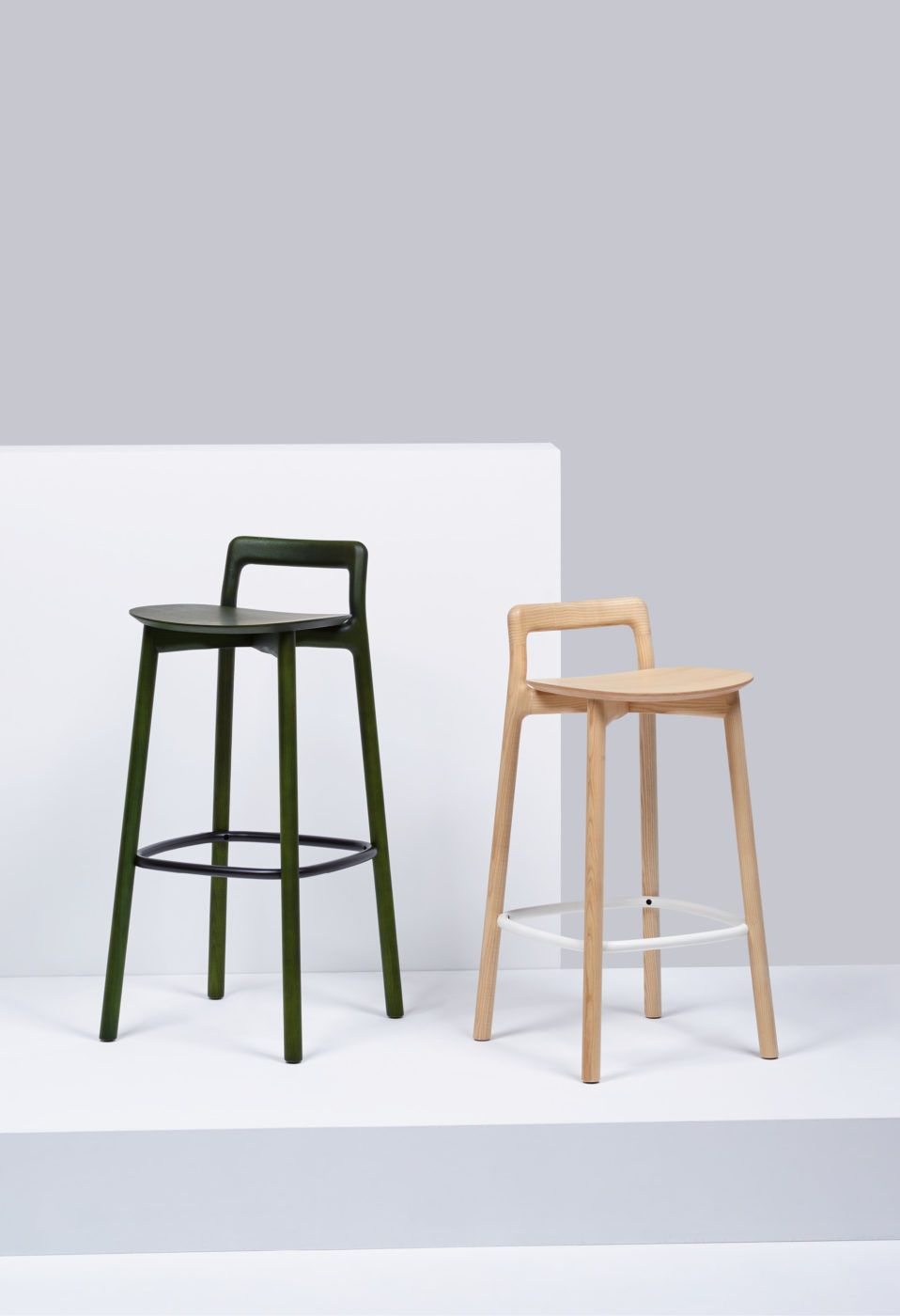 Branca Stool By Sam Hecht Kim Colin For Mattiazzi