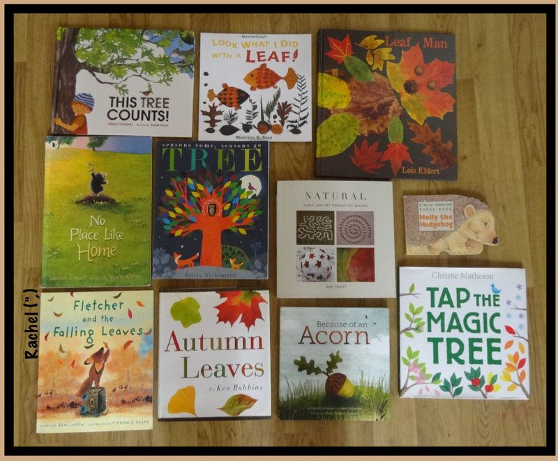 Autumn Discoveries Stimulating Learning Herbst Blatter Kinder Herbst