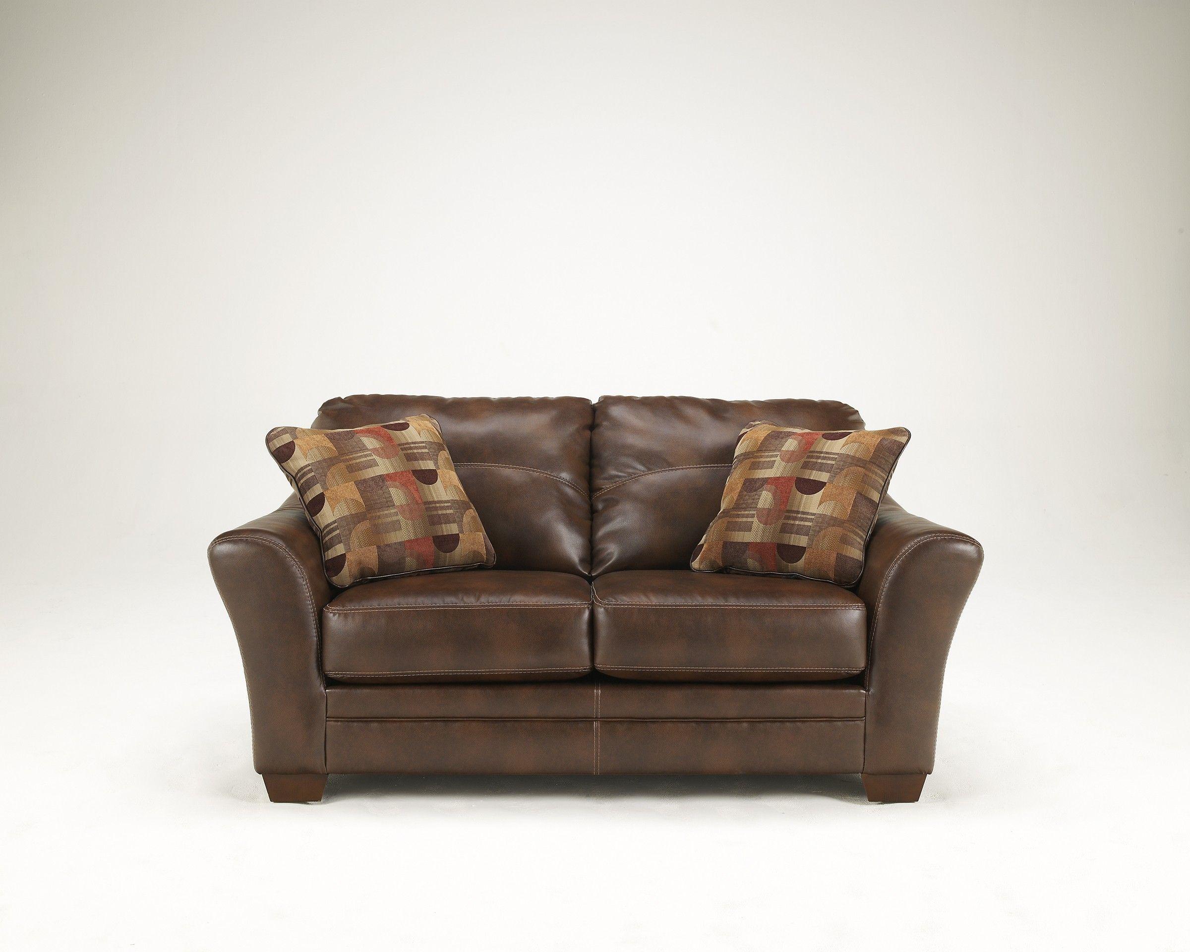 Ashley Del Rio Durablend 3920035 Signature Design Sedona Loveseat Love Seat Bed Furniture Signature Design