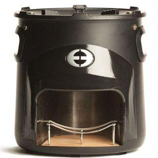 Wood Stove G3300 zwart