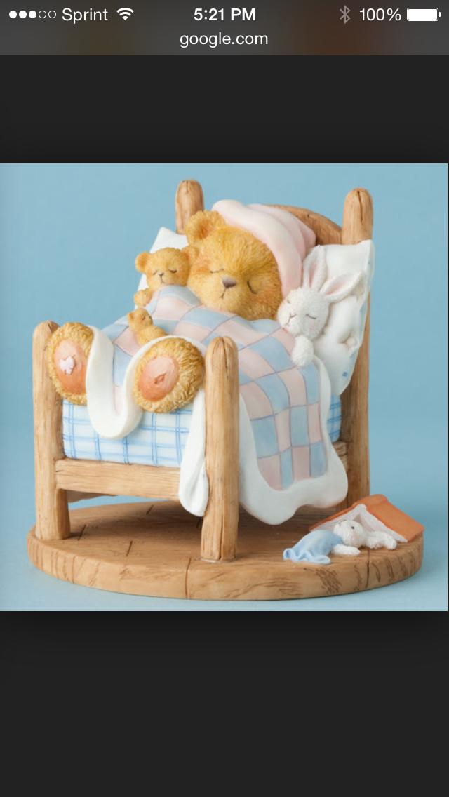 Pin by Trenna Szymanski on Teddybears Good night sleep