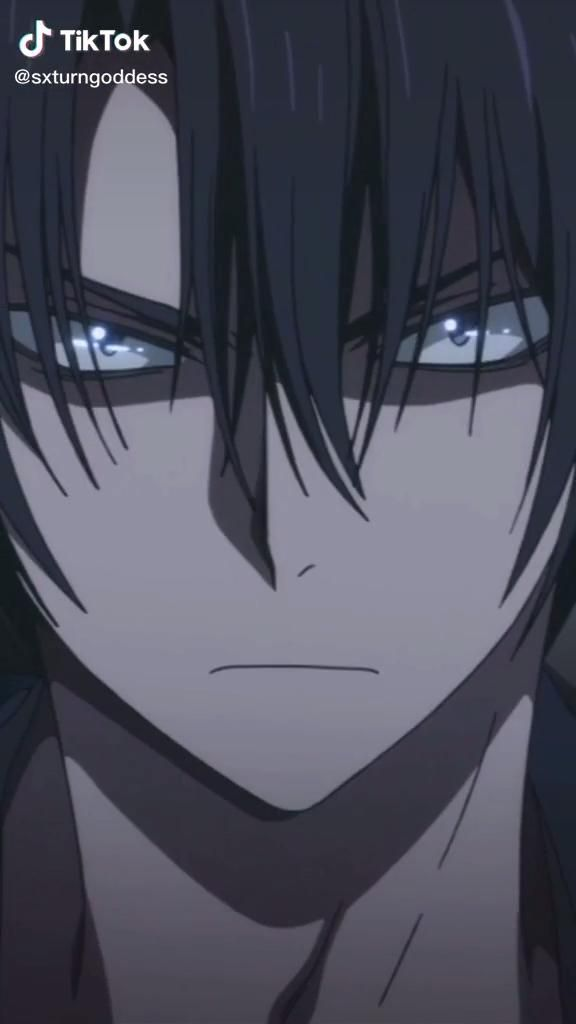 Photo of Anime guys with black hair are a different type of breed!¿???