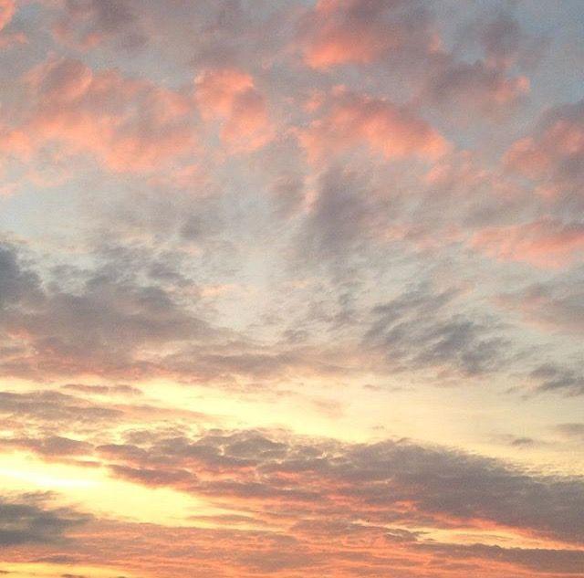 12 août 2015 #sunset #DocksdeSaintOuen