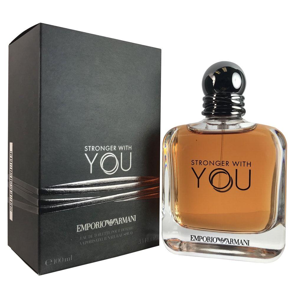 Homme De Gres Eau Toilette Spray By Parfums Enchanteur Cologne Romantic 120 Ml Emporio Armani Stronger With You Mens 34 Ounce Brown
