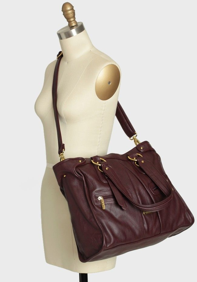 Dawn Convertible Diaper Bag By Timi Leslie Modern Vintage Purses Idea For Making