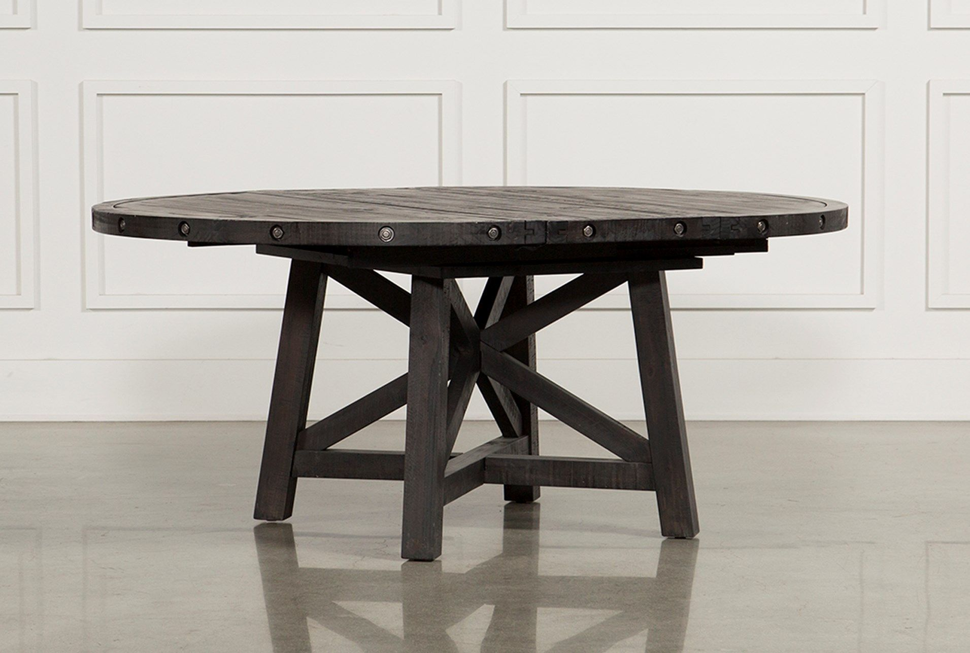 jaxon round extension dining table dining room tables extension rh pinterest com au