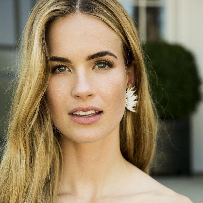 Mignonne Gavigan Madeline Beaded Statement Earrings sLnRR