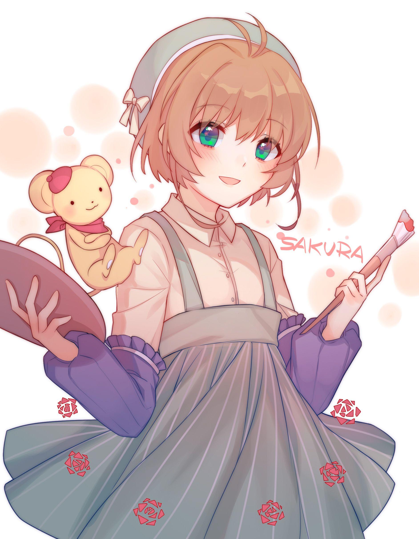 Pinterest Anime, Cardcaptor sakura, Dễ thương