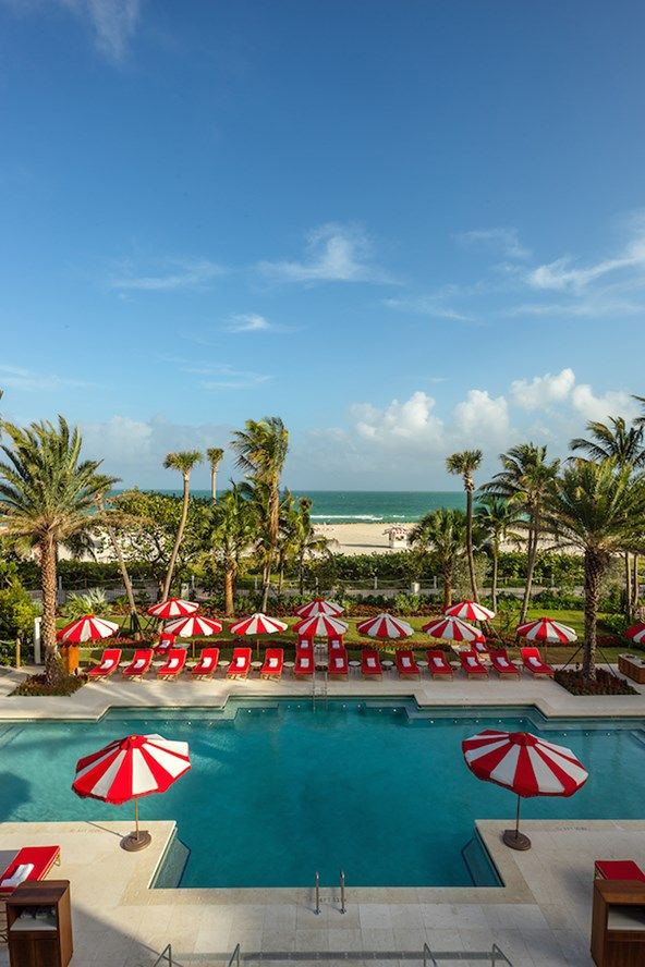 Meet The Beautiful A Hotel Located In Miami Beach