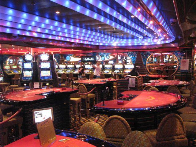 casino on cruise ships