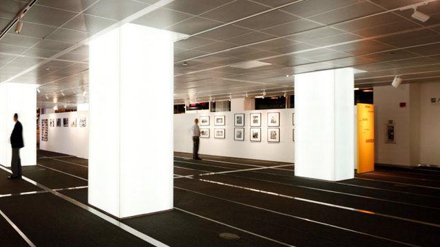 Backlit Glass Panel Columns Exhibition 2014 Pinterest Glass Panels Glasses And Good Ideas