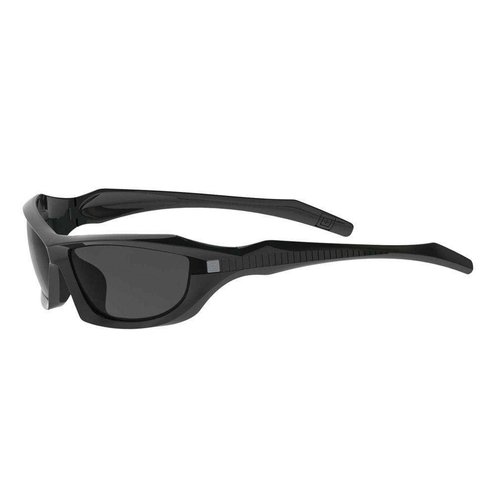 6cdd28ebef1 5.11 Tactical Burner Full Frame Polarized Sunglasses  lenses are 10X more  impact resistant than glass resin lenses