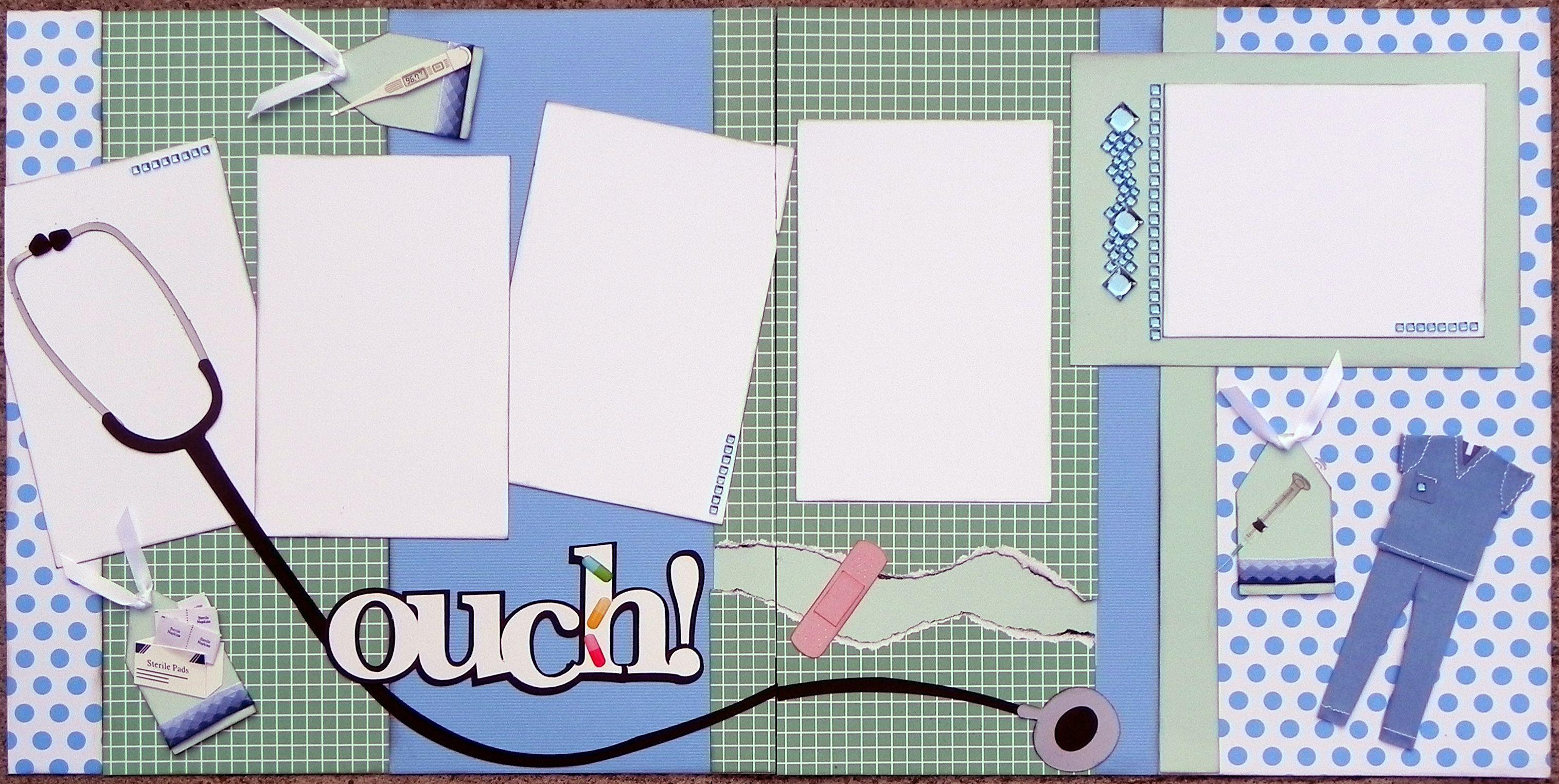 How to scrapbook yahoo - Broken Arm Scrapbook Page Yahoo Search Results Yahoo Image Search Results