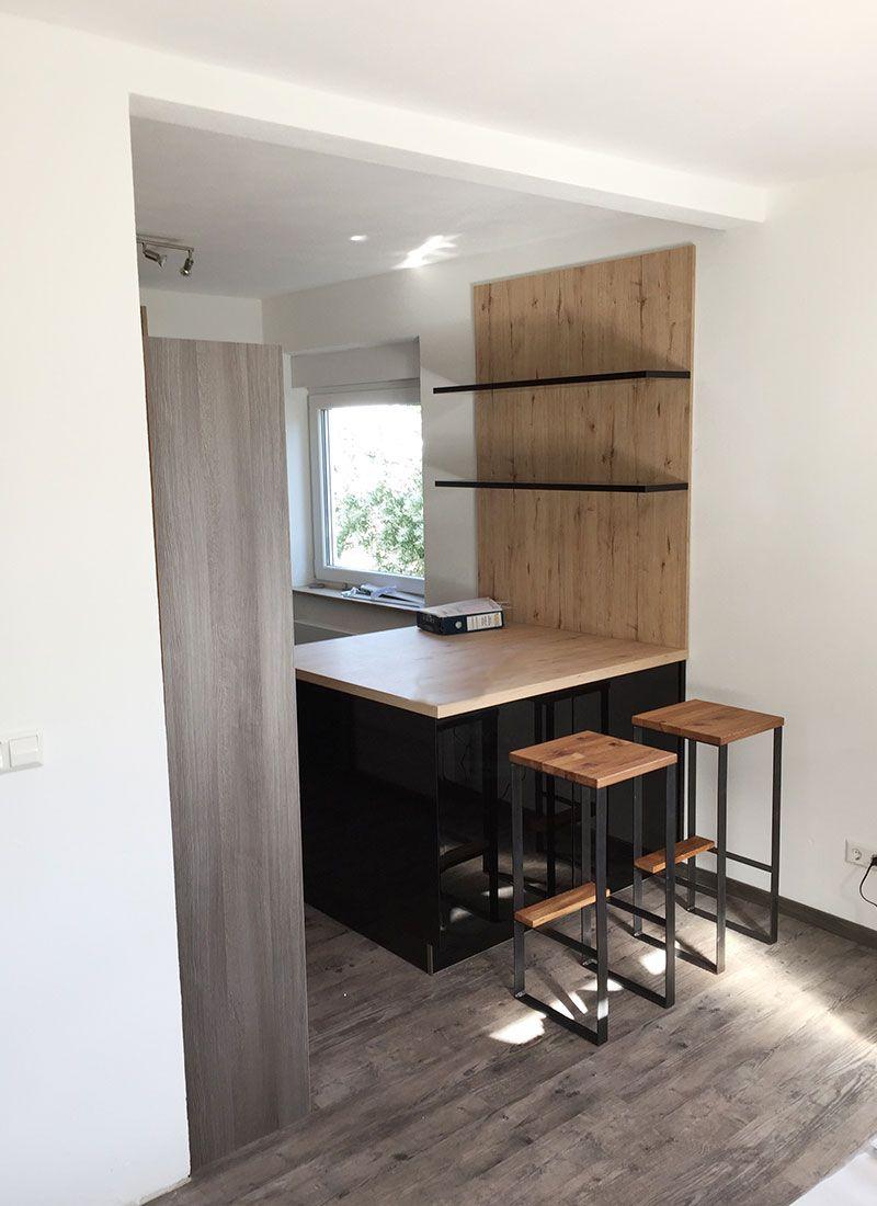 Zugang Zur Küche Nach Dem Wanddurchbruch Und Der Renovierung Durch Bendl.  #wohnhaus#umbau