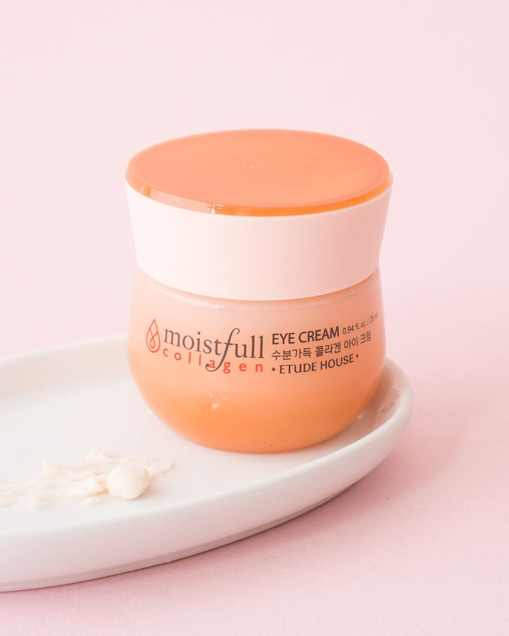 Etude House Moistfull Collagen Eye Cream Collagen Eye Cream Moistfull Collagen Etude House Moistfull Collagen