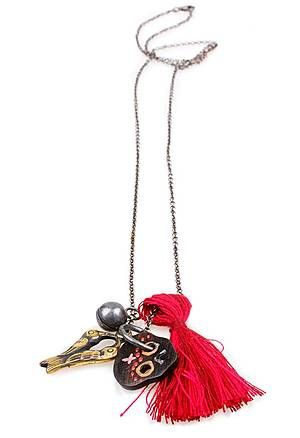Mathias Chaize Long Necklace